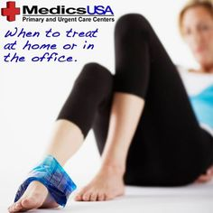 If you're experiencing ankle pain, but not sure what's causing it – there could be several different explanations. Check out this article that differentiates different ankle injuries such as sprains, strains, and fractures and whether you can care for your injuries at home or need a doctor.
