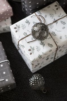Wrapping Ideas, Gift Wrapping, Bella Rose, Winter Wonderland, Nature, Cards, Gifts, Gift Wrapping Paper, Presents