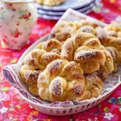 Citronsnurror Wine Recipes, Baking Recipes, Cookie Recipes, Swedish Recipes, Sweet Recipes, How Sweet Eats, No Bake Desserts, Bread Baking, No Bake Cake