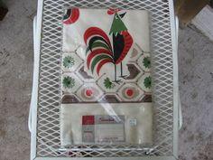 Textiles:Stevens Simtex Tablecloth Set