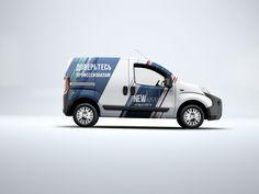 Для молодой строительной компании New Level (Сочи) мы разработали логотип и…