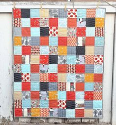 "209 Likes, 13 Comments - Erica Taylor Jackman (@kitchentablequilting) on Instagram: ""#igquiltfest Day 22 - Special Finish. I made this quilt a few years ago when I was going through a…"""