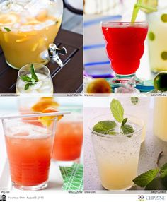Would go great with some Key Lime Cake from Piece of Cake Atlanta-Cool Summer Drinks | Recipes...