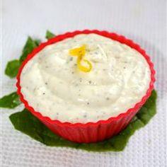Garlic Aioli  http://allrecipes.com/Recipe/Garlic-Aioli/Detail.aspx?ms=1=72900061=DailyDish=2011-11-28=CompleteYourMeal=FullRecipe3=1