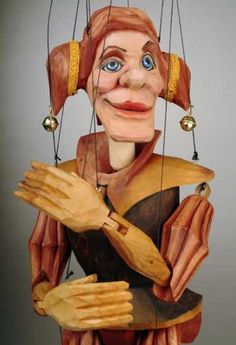Jester - Quality Marionettes Puppets and Collectibles