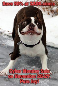 ZAGG.com's Cyber Monday Sale: November 26-27