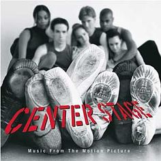 Center Stage-- guilty pleasure. bad acting. love the dancing.