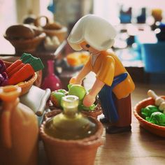 #playmobil #플레이모빌#cooking#baking