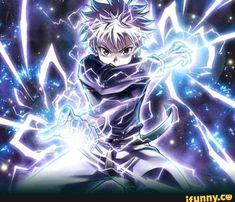 Killua Zoldyck Hunter X Hunter 2019 - Anime Wolf Killua, Hisoka, Zoldyck, Hunter X Hunter, Hunter Anime, Manga Anime, Anime Eyes, Hxh Characters, Susanoo