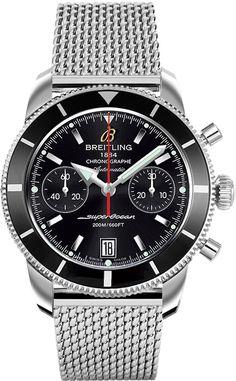 Men watches : Breitling Aeromarine Superocean Heritage Chrono Mens Watch A2337024/BB81