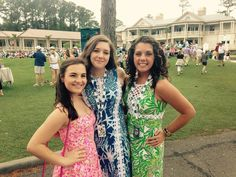 Farrell: Among Hilton Head Island's fashion set, Lilly Pulitzer is real winner of Heritage | Liz Farrell | The Island Packet