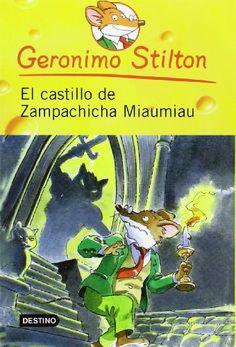 El castillo de zampachicha miaumiau / Cat and Mouse in the Haunted House (Geronimo Stilton (Spanish)) (Spanish Edition) by Geronimo Stilton http://smile.amazon.com/dp/6070709330/ref=cm_sw_r_pi_dp_RCnfvb16PG7KD