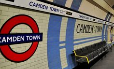 Next station Candem Town