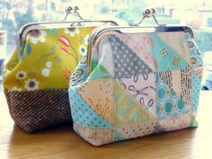 P1070328 Frame Purse, Pouch, Wallet, Quilted Bag, Diaper Bag, Coin Purse, Quilts, Purses, My Favorite Things