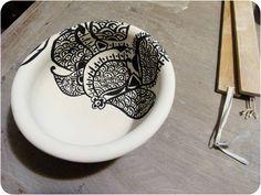 I love ceramic