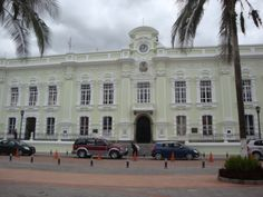 La Gobernación de Otavalo - Ibarra Ecuador