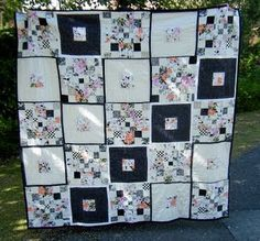 Wedding Quilt (hand sewn and reversible)