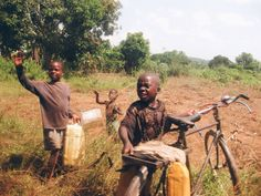 Mbira, Uganda