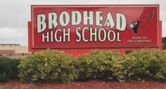 The drill at Wisconsin's Brodhead High School went too far, some students and parents say.