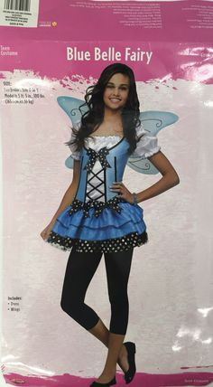 4ffbd4ae981 DC Super Hero Girls Costume Supergirl Child Small 4-6 Halloween ...
