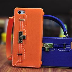 アイフォンiPhone5ケース5Sシリコン製おしゃれiPhoneSEカバー立体バッグ型エルメスブランド