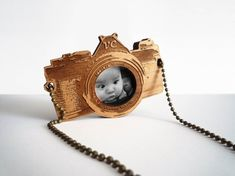 Camera Necklace Photo necklace by Vectorcloud on Etsy, $36.00