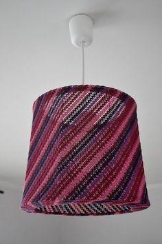 Lampa+wisząca+z+ażurowym+abażurem++w+decoHOUSE+na+DaWanda.com