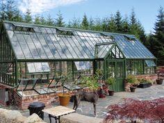 Hartley Victorian Glasshouses - Greenhouses - traditional - greenhouses - Hartley Botanic Inc.
