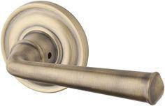 Baldwin EN.FED.TRR Federal Single Cylinder Keyed Entry Door Lever Set with Tradi