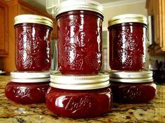 Christmas Jam ( cranberry & strawberries)