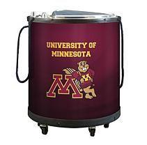 NCAA Mini Ice Barrel Cooler-  University of Minnesota