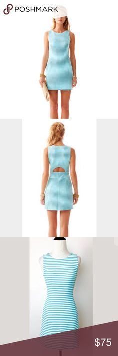 Lilly Pulitzer Whiting Cutout Shift Dress Flawless Lilly Pulitzer Dresses