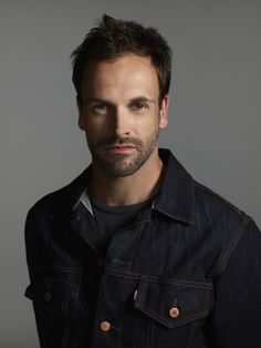 Johnny Lee Miller.Sherlock Holmes on Elementary TV series. Love that new show:-)
