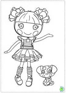 lalaloopsy printables bing images - Lalaloopsy Coloring Pages Mittens