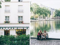 canalsaintmartin08 Canal Saint Martin, Paris, Places