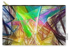 Carry-All Pouch - Abstract 9618