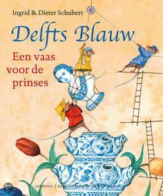 Prentenboek: Delfts Blauw, een vaas voor de prinses. Het Chinese muisje Lin gaat op bezoek gaat op bezoek bij zijn Nederlandse vriende Titus. Titus woont bij een pottenbakker die alles maakt van Delfts Blauw. Zelfs de prinses van Oranje heeft een vaas besteld. Maar dan gaat er iets mis.