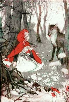 Fairytale: #Little #Red #Riding #Hood.