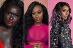They Couldn't Find Beauty Tutorials for Dark Skin. - The New York Times Korean Beauty Tips, Best Beauty Tips, Beauty Hacks, Makeup Jobs, Unique Prom Dresses, Puffy Eyes, Beauty Tutorials, Beauty Industry, Beautiful Person