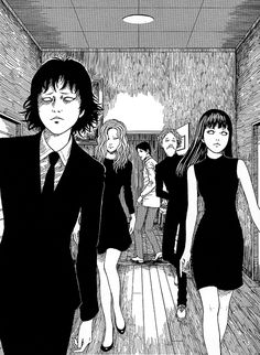 Junji Ito - one of the most awesome story!