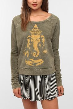 Truly Madly Deeply Mineralized Sweatshirt  urban outfitters
