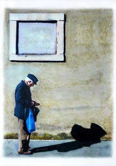 "Saatchi Art Artist Kunstbetrieb Alujevic; Painting, ""Darhemin"" #art"