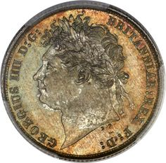 Great Britain, Great Britain: George IV Shilling 1821 MS67 PCGS,... Image #1