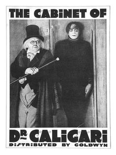 """""""The Cabinet of Dr. Caligari."""""""