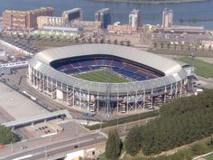Feyenoord Stadium.