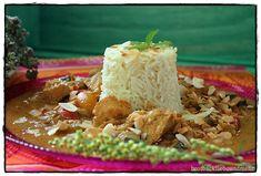 brotbackliebeundmehr - Foodblog - Indisches Kokos-Hähnchen-Curry*****