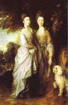 The+Painter's+daughters+-+Thomas+Gainsborough