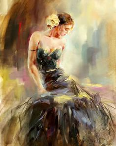 Before The Dance  by Anna Razumovskaya