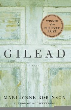 Gilead, by Marilynne Robinson. Such an amazing book, I bought a copy just to pass around to friends.