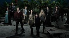 Once Upon a Time Character Guide